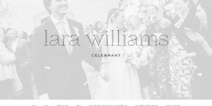 Lara Williams Celebrant